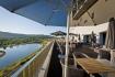 Hotel Casino de Chaves teraço lago