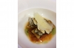 Gnochis de batata, trufa de verao,molho de tomate manjericao,queso veneciano