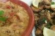 Migas de peixe com peixe do rio frito - Foto alivetaste