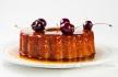 pudim de cereja (foto restaurante)