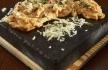 Saca Rolhas omolete de alheira e queijo de SJorge