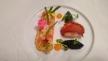 Passion Cousine Lavagante azul, gema de ovo e caviar imperial - Chef Rui Sil