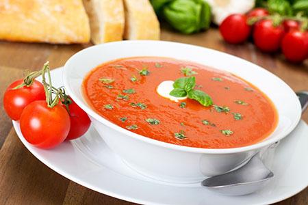 sopa de tomate 450