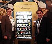 Máquina de venda automática de conservas