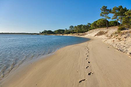 Praia Caldeira Tróia 450