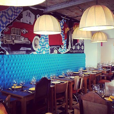 Restaurante Vigarista 450