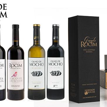 Prova Herdade do Rocim na Wine o'Clock