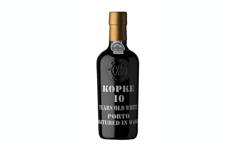 "Kopke Porto 10 Anos Branco é o ""Wine of the Week"" de Jancis Robinson"