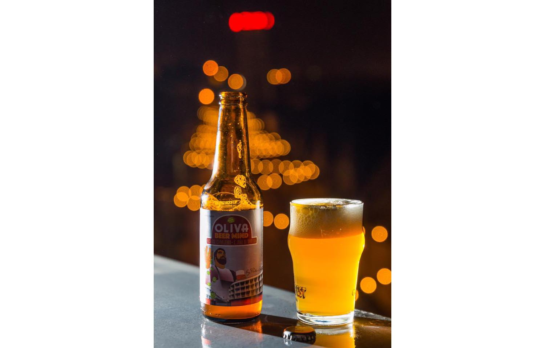 1ª edição da cerveja artesanal com o Oliva Beer Mind