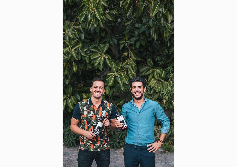 Lavradores de Feitoria e Bons Rapazes juntam-se para lançar dupla de vinhos