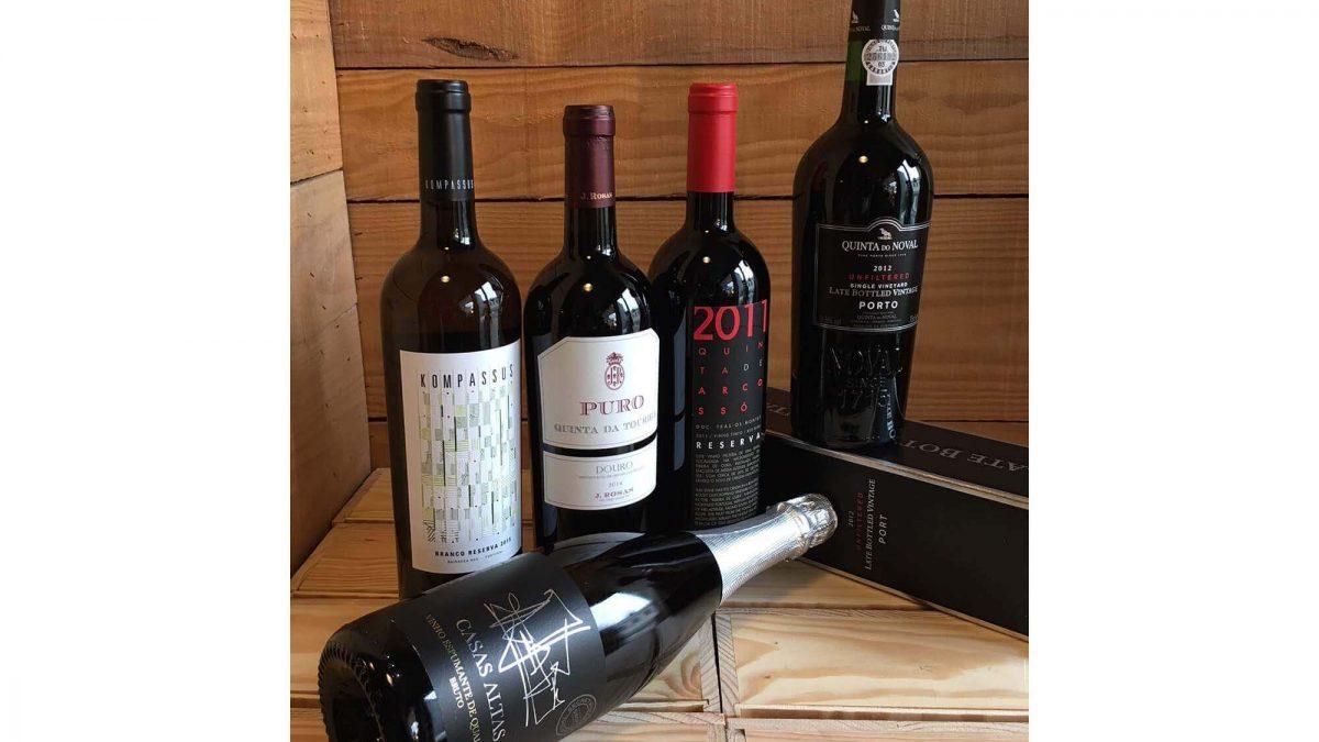 Painel nacional de vinhos na Fundação Serralves