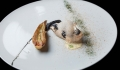 Marmòris - Robalo escalfado em caldo de algas