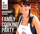 Workshop com a Chef Sónia Carocha
