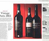 Destaque mundial para Vintage 2011