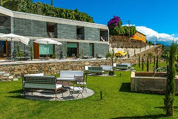 Fachada Hotel _ Quinta do Vallado 350