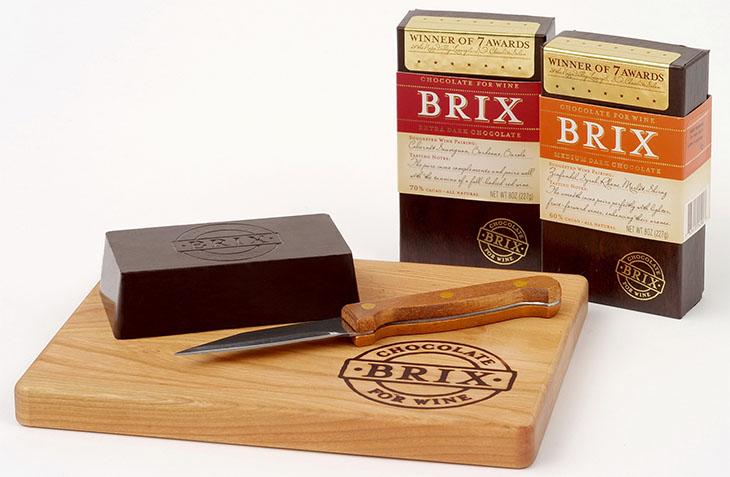Brix Chocolate_Medium Dark e Extra Dark 730