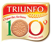 "Triunfo eleita ""Marca que marca"" 2013"