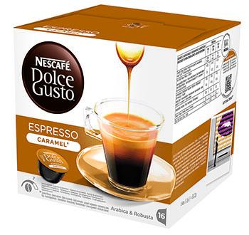 espresso caramel 350