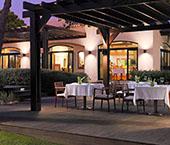Gastronomia no Sheraton Algarve