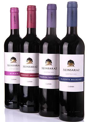 vinhos carmim 280