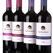 Vinhos Carmim premiados
