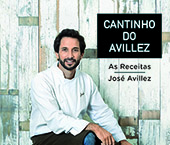José Avillez apresenta o livro