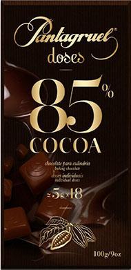 Pantagruel doses 85 cocoa 190