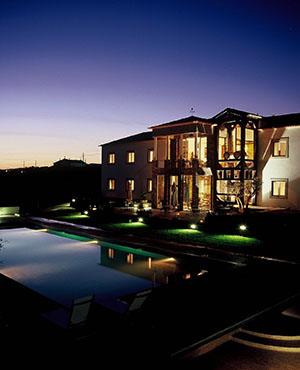 casa das pipas casa+piscina-noite300
