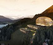 Luxo nos Alpes Suiços