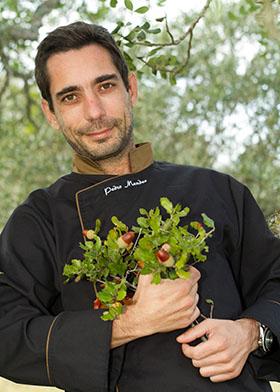 Chef Pedro Mendes (com bolotas) 280