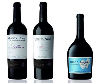 quinta nova vinho  - robert parker 350