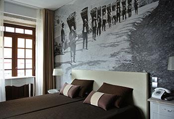 Ribeira do Porto Hotel - quarto 2 350