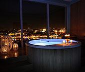 Um dos 25 melhores hotéis da Europa