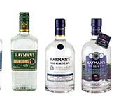 Gin tasting & workshop Hayman's