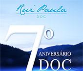 DOC celebra 7º aniversário