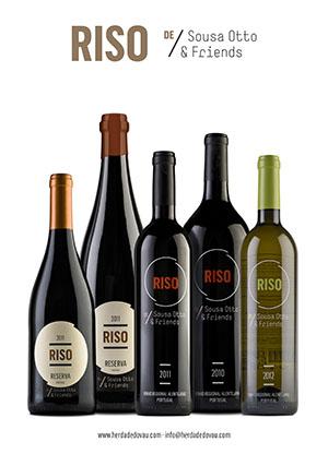 riso vinhos 300