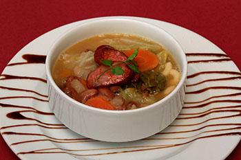 Sopa Caramela 350