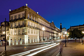 Hotel InterContinental Porto_Fachada 350