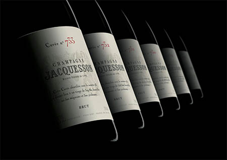 champanhe Jacquesson 450