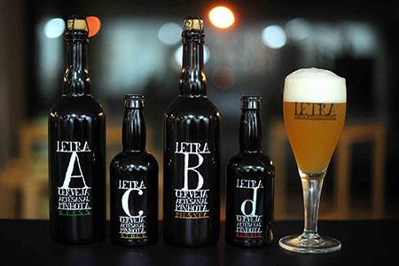 Cerveja Letra - Cerveja Artesanal Minhota 450