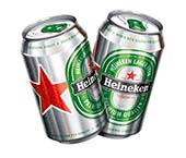 "Nova Lata Heineken ""Star Can"""