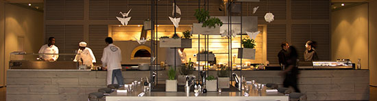 Restaurante Panoramica 550