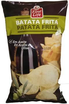 Batata Frita em Azeite Fine Life