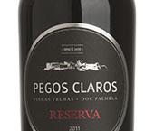 Pegos Claros reserva 2011
