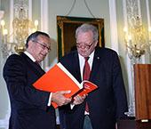 IVDP recebeu Príncipe da Ordem de Malta