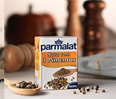 Parmalat com novos sabores