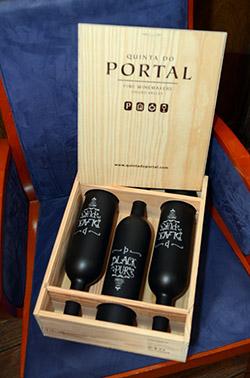 Black Pur Qta Portal 250