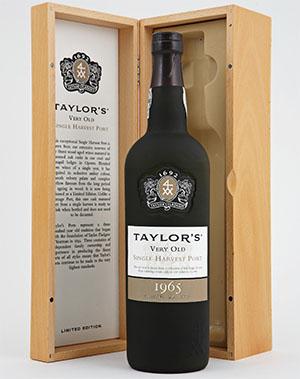 Taylor's 1965 com caixa madeira_PVP 250,00EUR 300