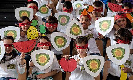 Herois da Fruta 5edicao 450