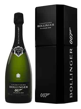 Bollinger Spectre Limited Edition_PVP 170,00EUR 280